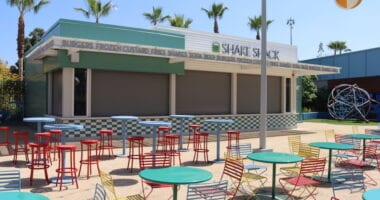 Shake Shack, Dodger Stadium