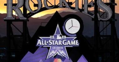 2021 MLB All Star-Game logo