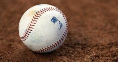 General view of baseball