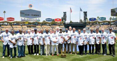 1981 Los Angeles Dodgers