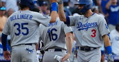 Cody Bellinger, Will Smith, Chris Taylor