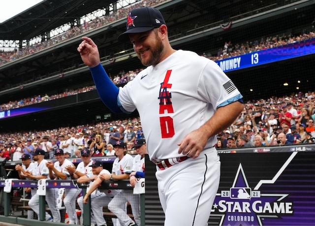 Max Muncy, 2021 All-Star Game