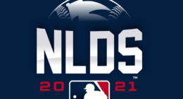 2021 NLDS logo