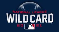 2021 National League Wild Card logo