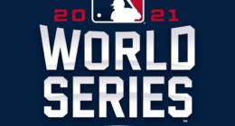 2021 World Series logo
