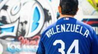 Fernando Valenzuela, Dodgers City Connect jersey
