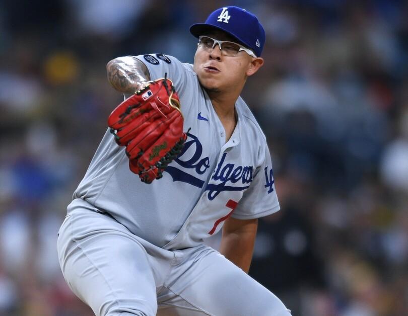 Dodgers News: Julio Urias Has Raised The Bar For Expectations - DodgerBlue.com