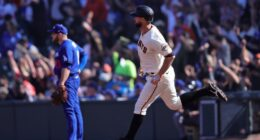 Brandon Belt, Max Muncy, Dodgers City Connect