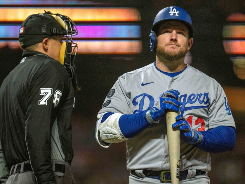 Dodgers News: Max Muncy's Struggles Attributed To Coming Out Of Strike Zone - DodgerBlue.com