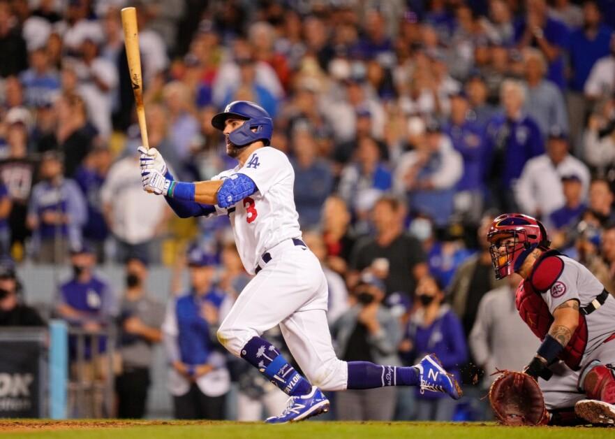 2021 NL Wild Card Game Recap: Dodgers Beat Cardinals On Chris Taylor's Walk- Off Home Run